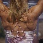 ¿Cuánto músculo puede ganar una mujer con entrenamiento de fuerza?