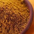 Beneficios de la cúrcuma en polvo
