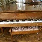 Historia de los pianos Wurlitzer