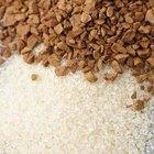 Los nutrientes del azúcar de caña