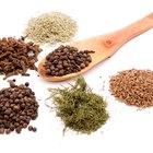 Té de hierbas para los síntomas de la menopausia