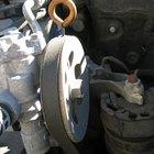 Cómo encontrar la válvula de EGR en un Nissan Frontier
