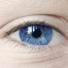 ¿Qué provoca los destellos de luz en los ojos?