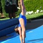 Plan dietario para gimnastas