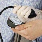 La diferencia entre presión sanguínea en el brazo derecho y en el brazo izquierdo