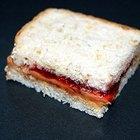 ¿Los sándwiches de mantequilla de cacahuete y jalea son saludables?