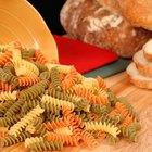 Lista de comidas con carbohidratos para diabéticos