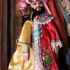 Las marionetas en la historia