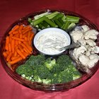 Vegetable Relish Tray Ideas