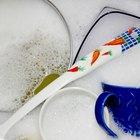 ¿Por qué el jabón de trastes corta la grasa?