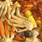 Valor nutricional de los mariscos