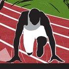 Estrategias para la carrera de 100 metros