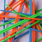 Cómo hacer formas geométricas con palillos