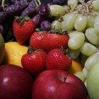 Cómo limpiar las frutas y verduras con vinagre