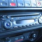 Códigos de la radio de un automóvil VW