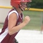Reglas para correr a las bases en el softbol femenino de lanzamiento rápido