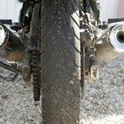 Especificaciones de neumáticos de moto