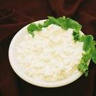 ¿Qué productos contienen proteína del suero de la leche?