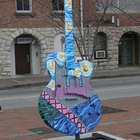 Cómo pintar una guitarra acústica