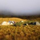 Qué llevar en un viaje de camping romántico