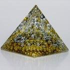 ¿Qué es una pirámide hexagonal?
