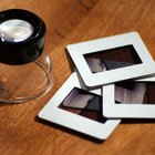 Digitize your old film slides with the help of a scanner.