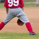 Tapones de goma versus tapones de metal en el béisbol