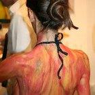 Tipos de pintura corporal