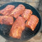 Smoke Ribs With a Gas Smoker