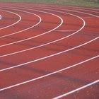 Lista de pruebas de pista y de campo