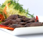 Datos nutricionales de la carne de res kobe