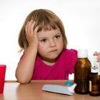 Cómo detener los vómitos y la diarrea en los niños de un año