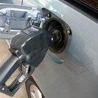Economía del combustible en una camioneta Toyota de 1989