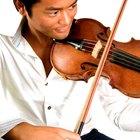 Técnica correcta del arco del violín