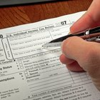 How to Fill Out Federal Tax Forms