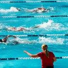 Entrenamiento de natación para preparatoria