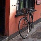 Cómo construir un soporte para bicicletas