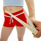 Cómo medir la circunferencia de la cintura y la cadera