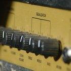 ¿Para qué se utilizan las salidas de línea de los amplificadores de guitarra?