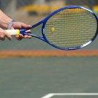 ¿Cuáles son los materiales utilizados para fabricar una raqueta de tenis?