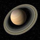 ¿De qué está hecho el núcleo de Saturno?