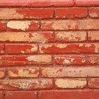 Cómo instalar una canasta de baloncesto en una pared de ladrillos