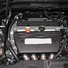 Cómo instalar un soporte del motor en un Nissan Sentra