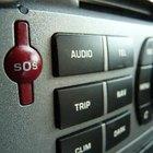 Cómo reprogramar la radio de un 2007 Honda Civic Coupe después de cambiar la batería
