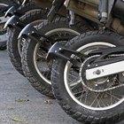 ¿Cómo mantener tus neumáticos brillantes?