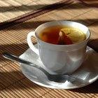 Peligros del té de hojas sen