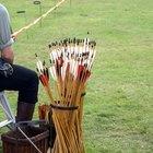 Como hacer flechas de caza