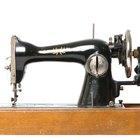 Cómo reparar una máquina de coser Singer