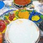 Superficies sobre las que se puede pintar al óleo