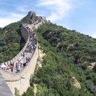 ¿Cuántos turistas visitan la Gran Muralla china?